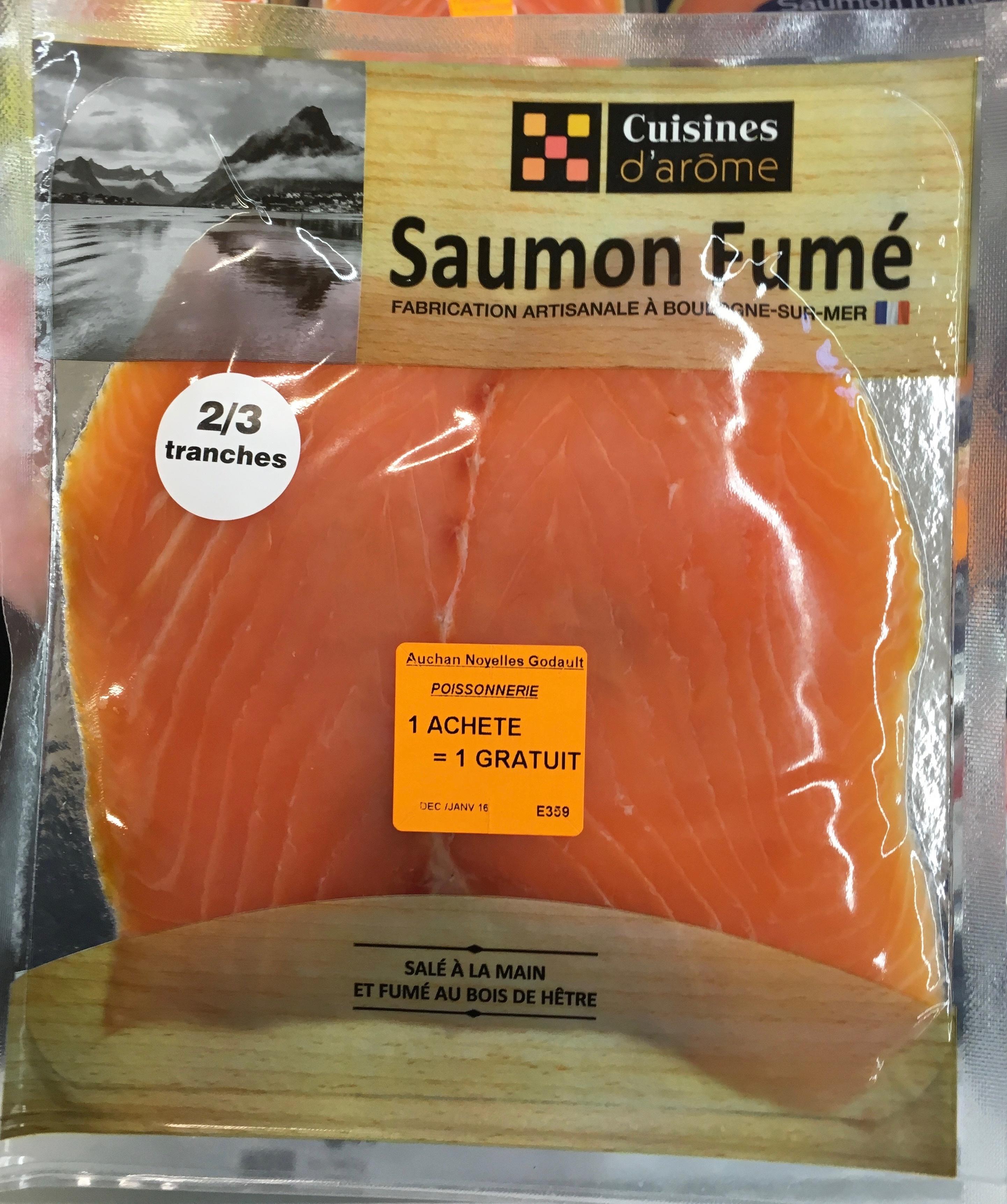 saumon fum cuisines d 39 ar me 0 130 kg. Black Bedroom Furniture Sets. Home Design Ideas