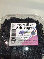 Myrtilles Sauvages - Product