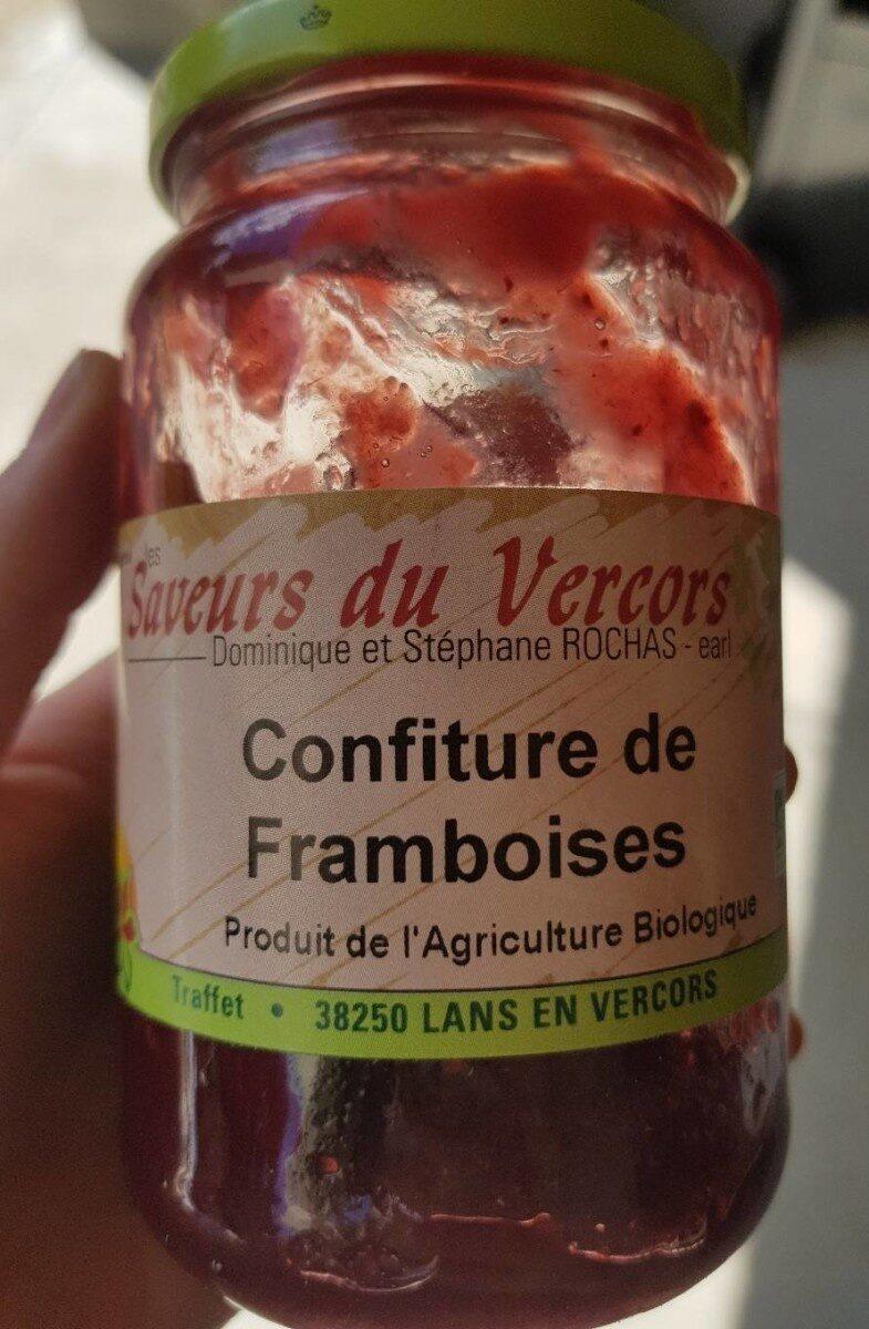 Confiture de framboise - Voedingswaarden - fr