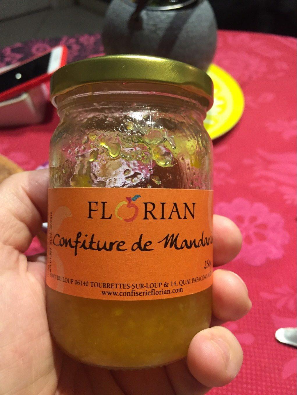 Confiture De Mandarine - Produit