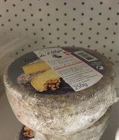 Tommette des Bornes au lait cru - Product - fr
