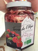 Confiture de Fruits des Bois Bio - Product