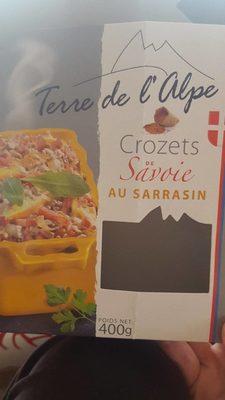 Crozets de Savoie au Sarrasin - Product