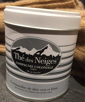 Thé Des Neiges - Produit