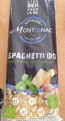 Spaghetti bio - Produit