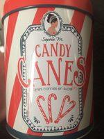Cannes à sucre - Produit - fr