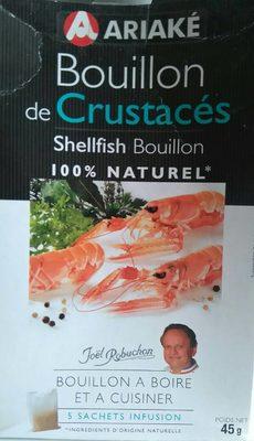 Bouillon De Crustacés - Product - fr