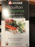 Bouillon de Légumes Naturel - Product