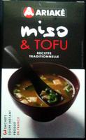 Miso & Tofu - Produit - fr