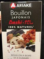 Bouillon japonais - Product - fr