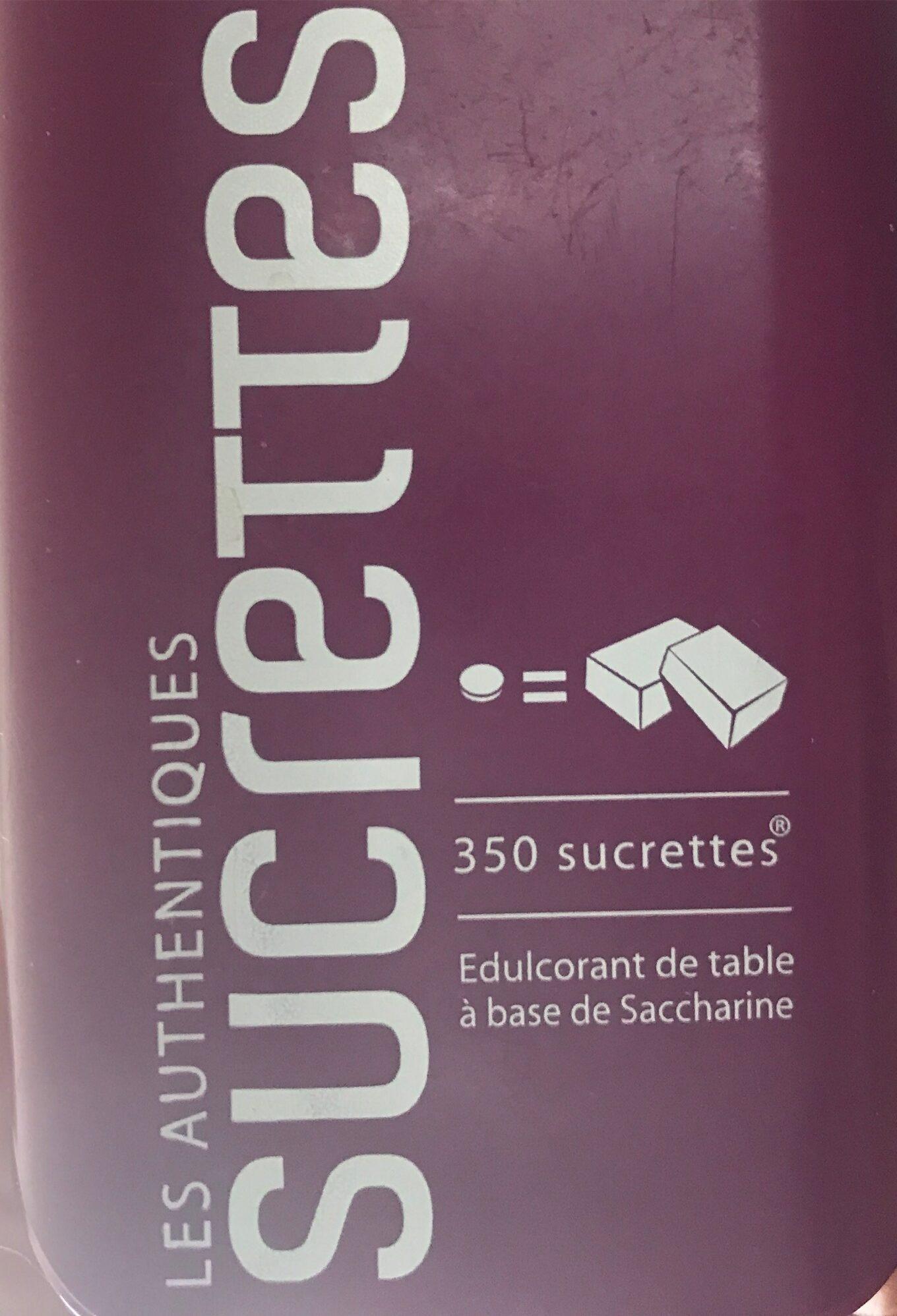 Les authentiques Sucrettes - Produit - fr