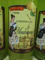 Liqueur Citron Limonello La Mentonnaise - Produit