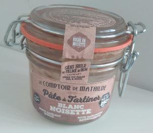 Pâte à tartiner Blanc Noisette - Produit