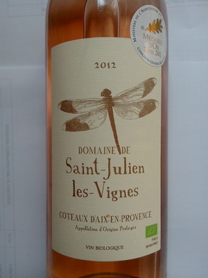 Saint-Julien les Vignes 2012 - 2