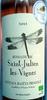 Saint-Julien les Vignes 2012 - Produit
