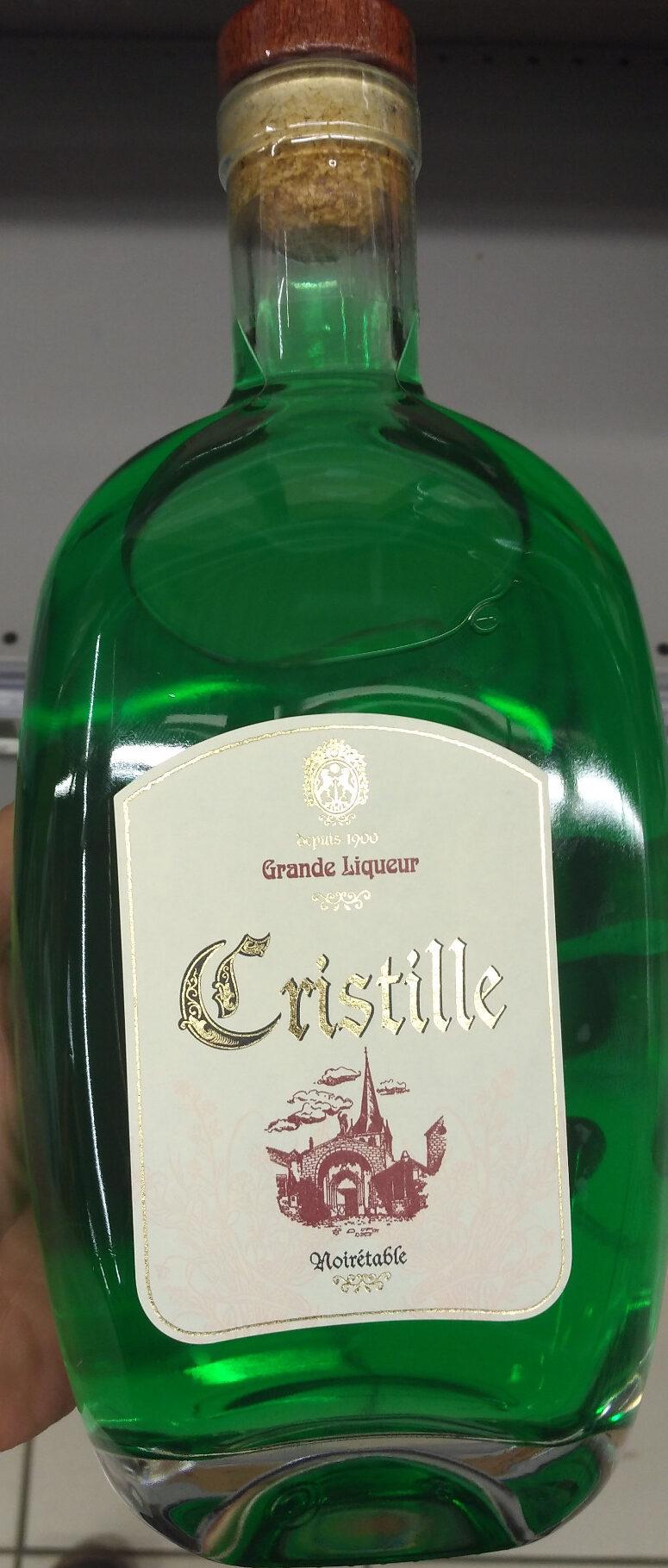 Cristille Noirétable - Produit - fr