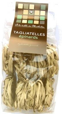 Tagliatelles épinards - Produit