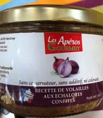 Apero Gourmet aux Echalottes - Produit - fr