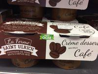 Crème dessert café - Product