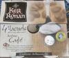 Yaourts au lait entier Arôme Café - Product