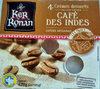 Crème Dessert au Lait Entier Café des Indes - Produit