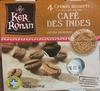Crèmes desserts au lait entier Café des Indes - Product