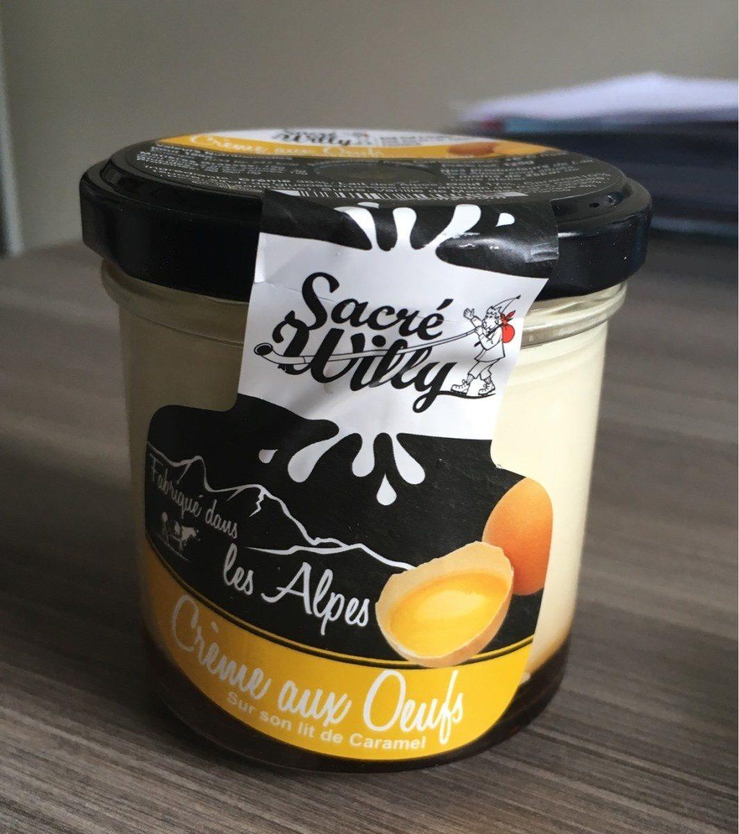 Crème aux oeufs - Product - fr