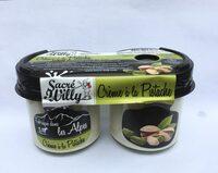 Crème a la pistache - Product