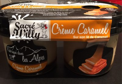 Creme caramel - Product - fr