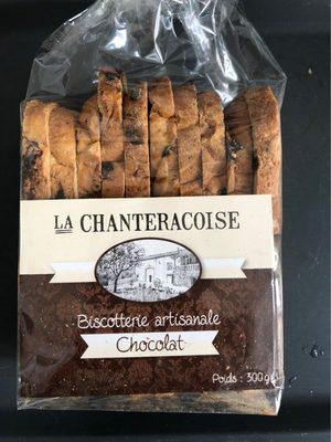 Biscottes au Chocolat - Produit