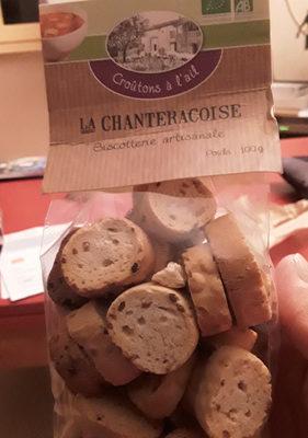 Croutons Blé Ail - Produit - fr