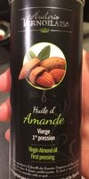 Huile d'amande - Product