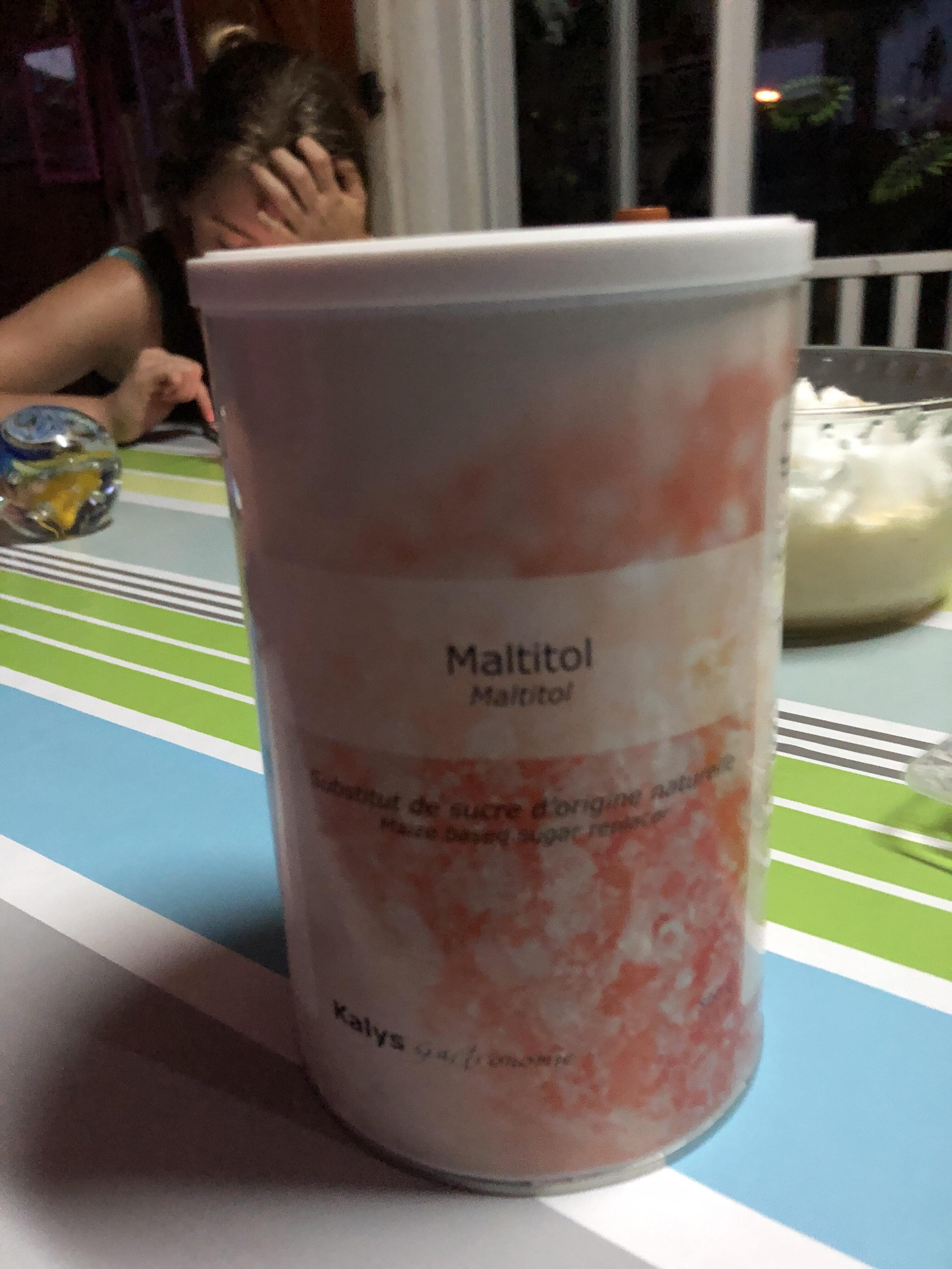Maltitol - Produit
