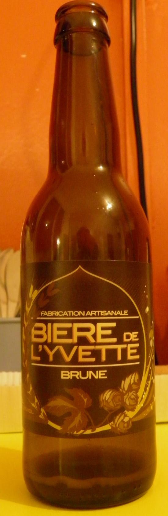 Bière de l'Yvette brune - Produit
