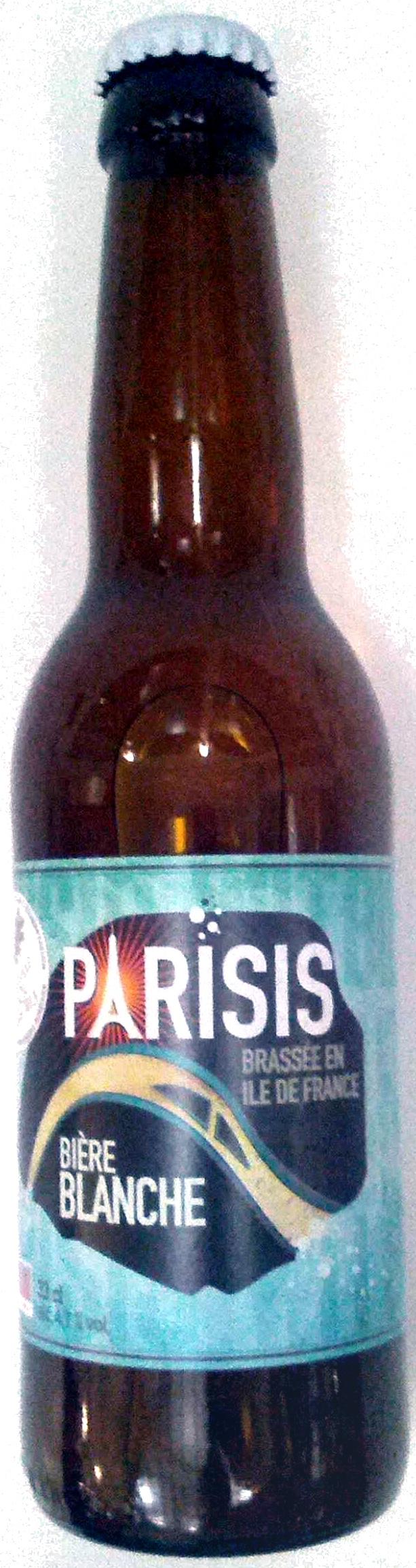Parisis Bière Blanche - Product