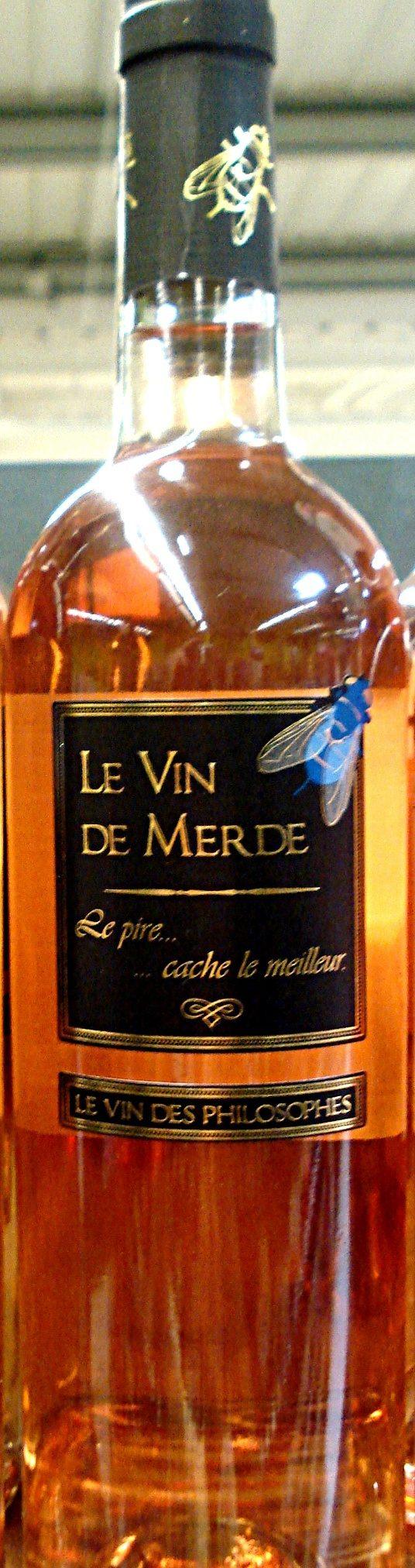 Le Vin de Merde (Vin des Philosophes) - Product - fr