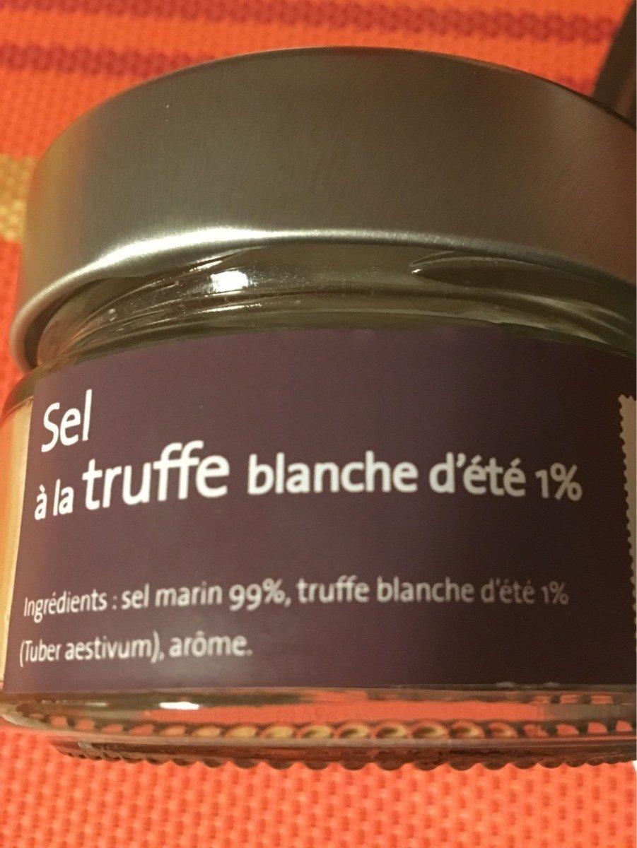 Sel a la truffe blanche - Product - fr