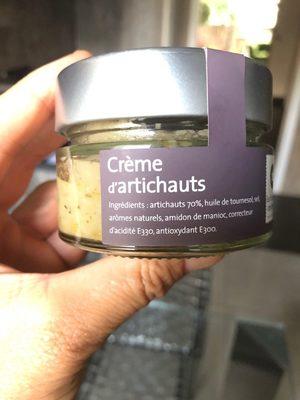 Creme d'artichaud - Product - fr