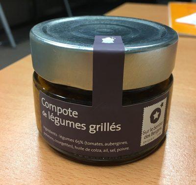 Compote de légumes grillés - Product - fr