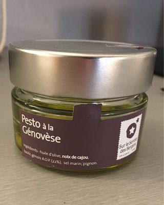 Pesto à la Génovèse - Product - fr