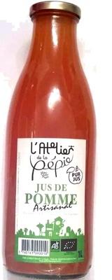Jus de pomme Artisanal - Produit - fr