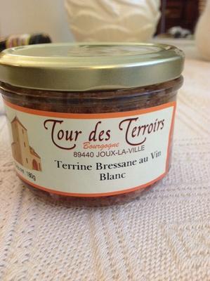 Terrine bressane au vin blanc - Produit - en