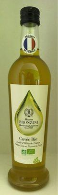 Cuvé Bio Huile d'Olive de France Vierge Extra Extraite à froid - Product - fr