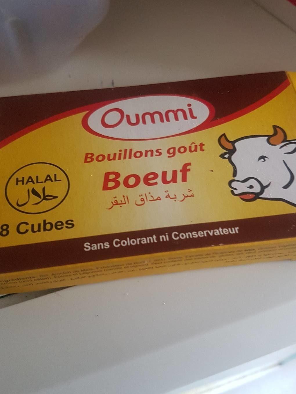 Bouillons gout boeuf - Produit - fr