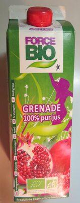 Jus de grenade - Produit - fr