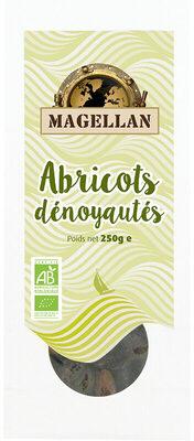 Abricots secs dénoyautés BIO - Produit