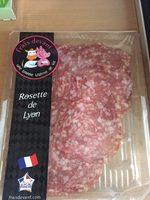 Rosette de Lyon - Produit - fr