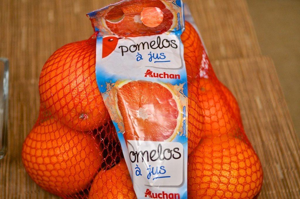 Pomelos à Jus - Produit - fr