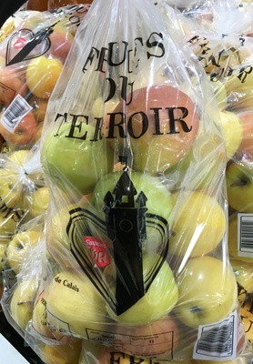 Pommes Golden - Produit - fr