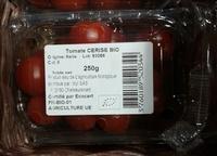 Tomate Cerise Bio - Product